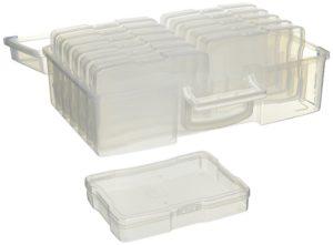 Photo Box Storage 300x221 - Dental Treatment Carts….The Thrifty Way