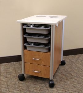 Dental Treatment Carts The Thrifty Way Niftythriftydentists