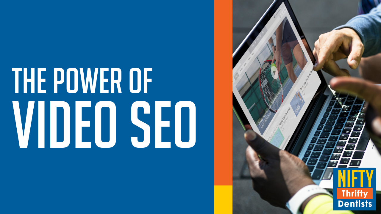 THE POWER OF VIDEO SEO