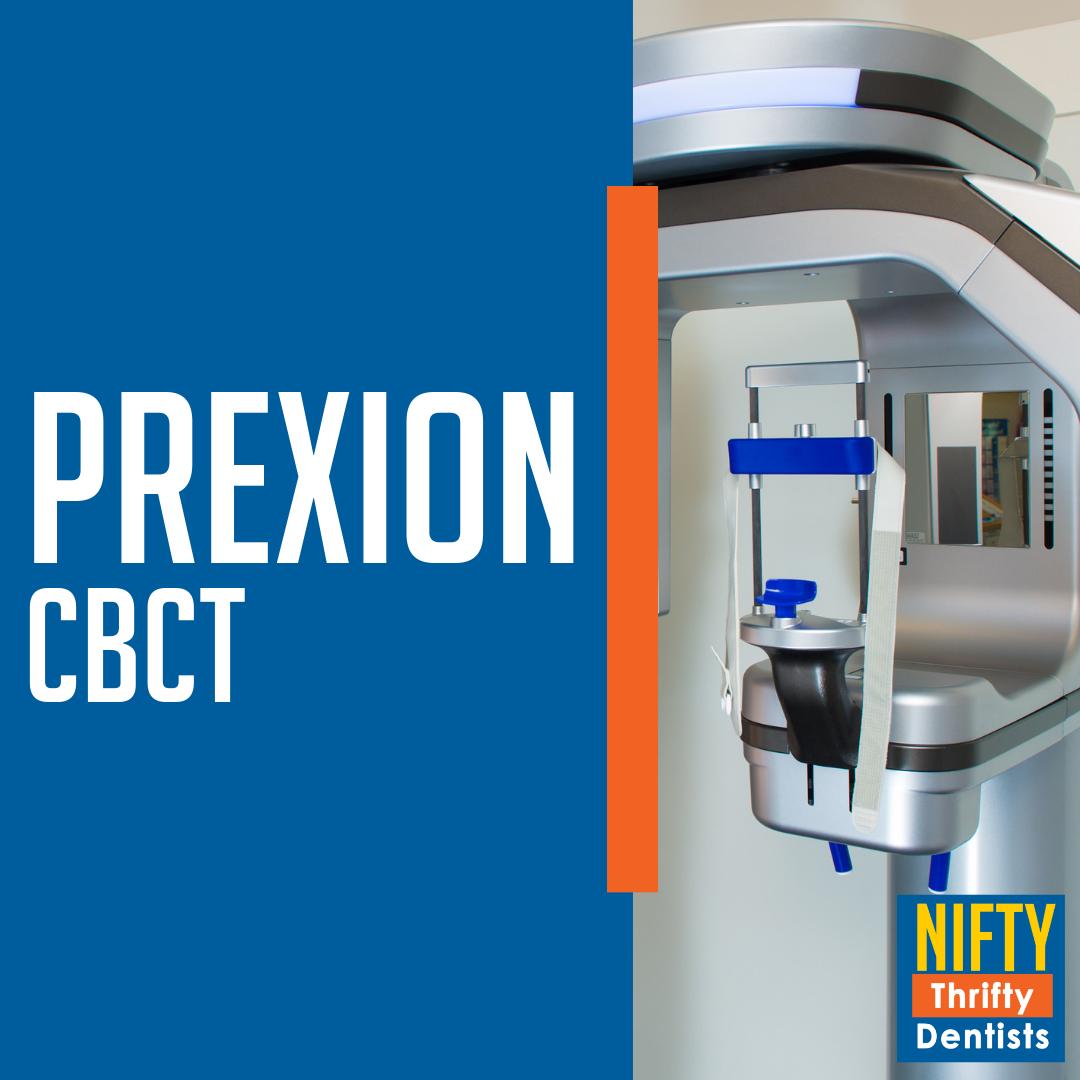 Prexion CBCT