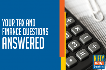 Your Tax and Finance Questions Answered