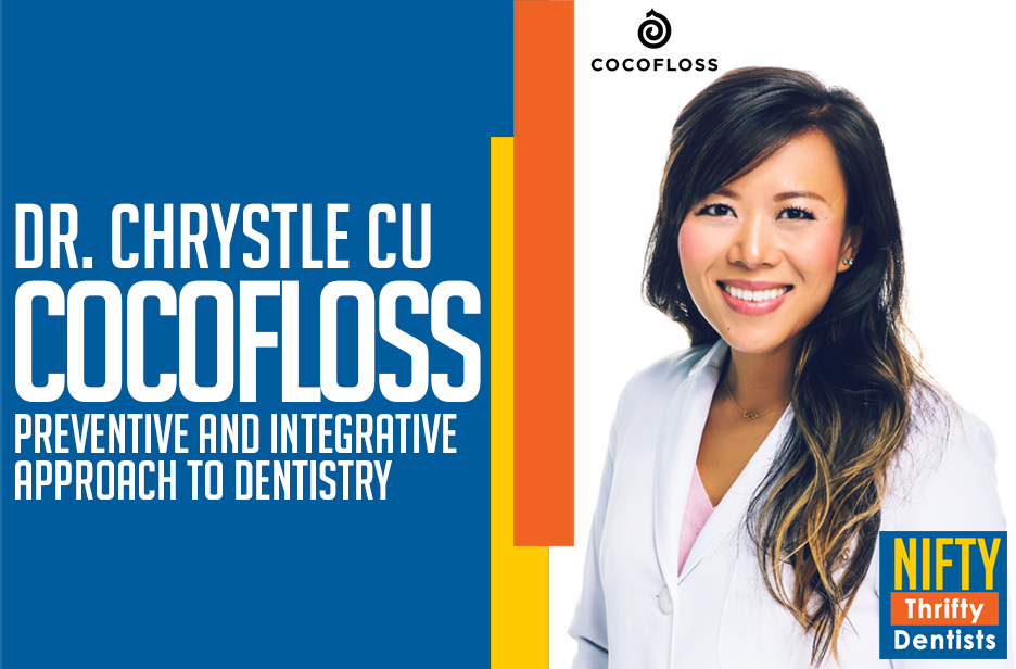 Coco Floss Is Making Flossing Fashionable