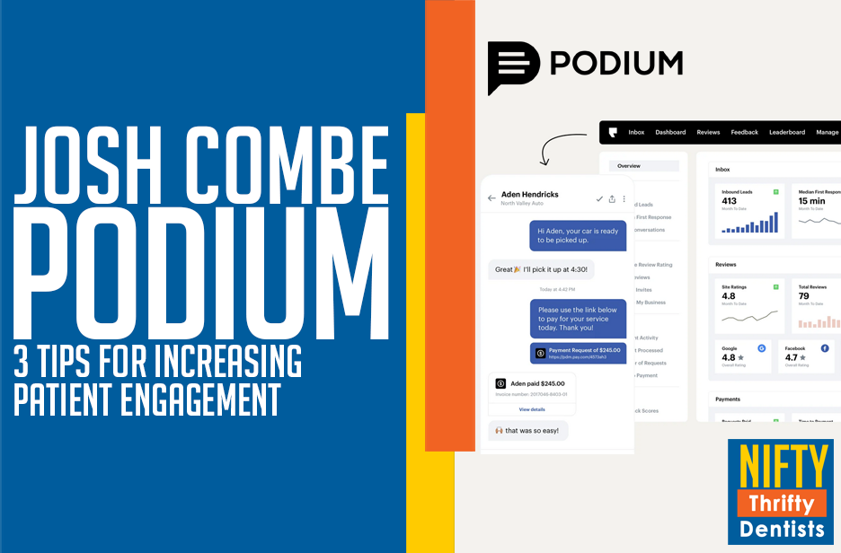 Podium's Three Tips for Increasing Patient Engagement