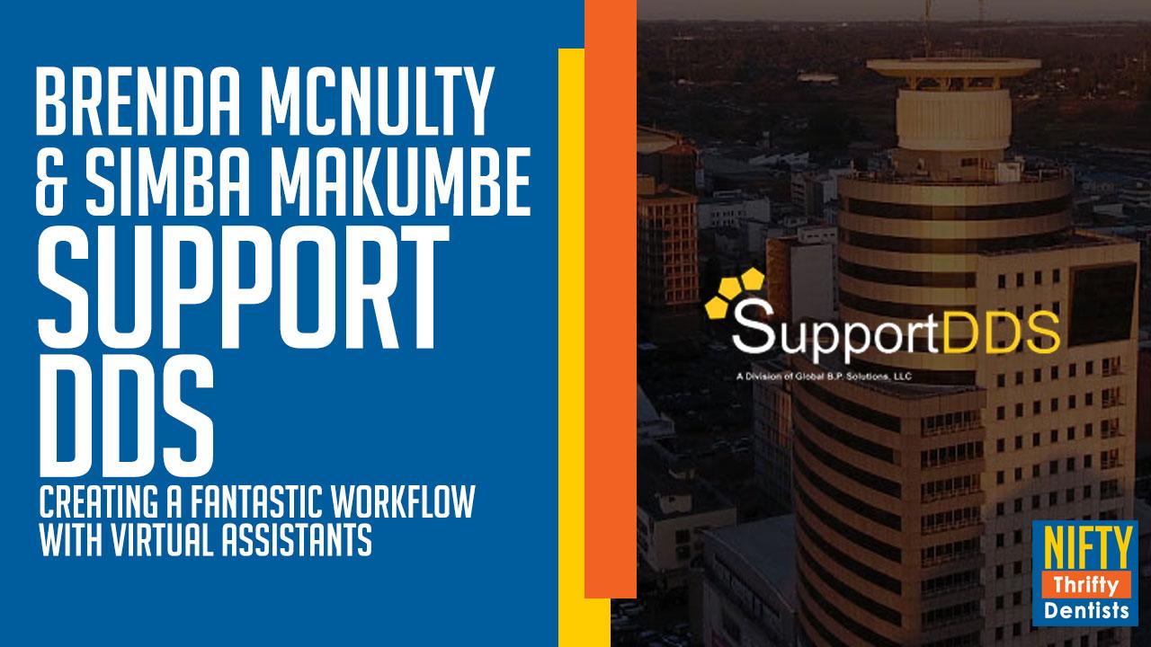 Brenda McNulty,Support DDS,dental outsourcing