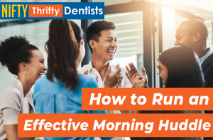 How to Run an Effective Morning Huddle