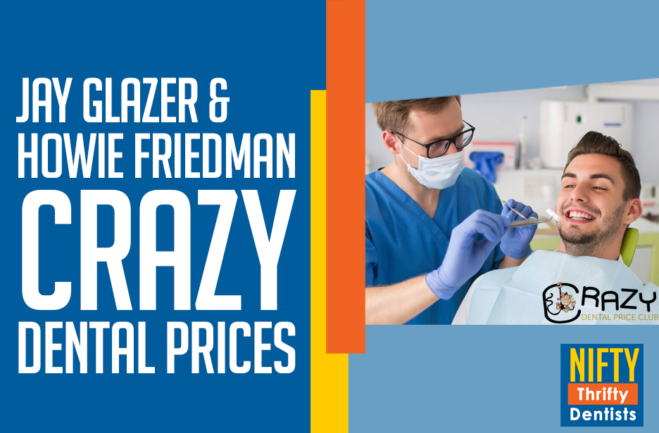 Crazy Dental's Newest Products and Promotions