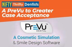 PreVu,preview,dental,dentist,dentistry,cosmetic,Nifty,thrifty