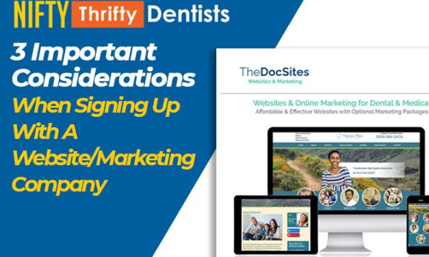 3 Important Considerations When Signing Up With A Website/Marketing Company