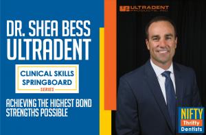 Dr. Shea Bess - Ultradent
