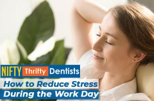 How to Reduce Stress During the Work Day
