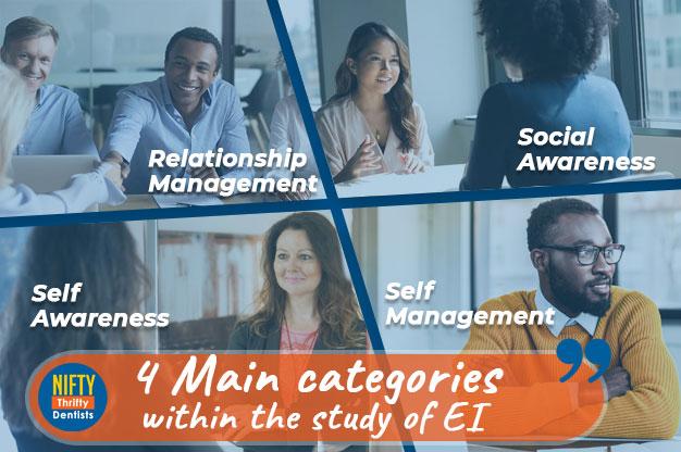 categories of Emotional Intelligence
