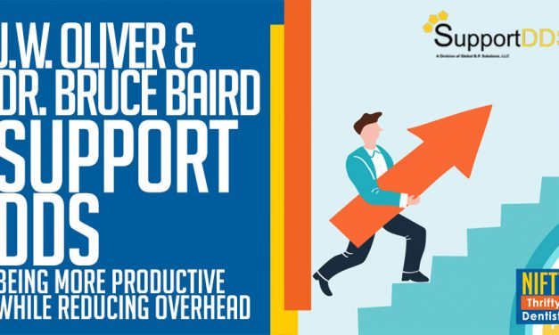 Being More Productive While Reducing Overhead – Support DDS
