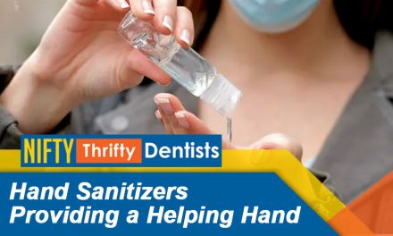 Hand Sanitizers Providing a Helping Hand